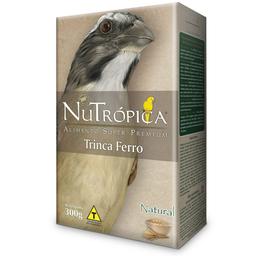 Nutrópica Natural para Trinca Ferro (300g)