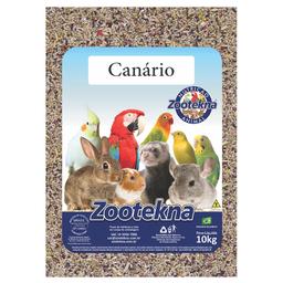 Ração Zootekna Brasileirinhos para Canários (10Kg)