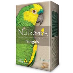 Nutrópica Papagaio Ração Natural (5Kg)