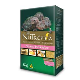 Ração Nutrópica Papinha Psitacídeos (500g)