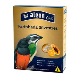 Ração Alcon Pássaros Farinhada Frutas e Insetos (200g)