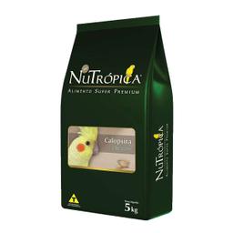 Ração Nutrópica Natural para Calopsita (5kg)