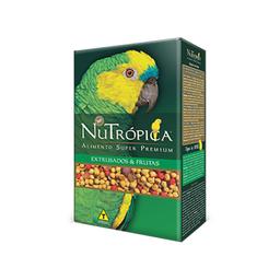Ração Nutrópica para Papagaio Sabor Frutas (600g)