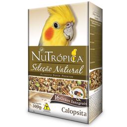 Ração Nutrópica Seleção Natural para Calopsita (300g)