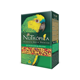 Ração Nutrópica para Papagaio Sabor Frutas (1,2KG)