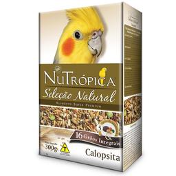 Ração Nutrópica Seleção Natural para Calopsita (900g)