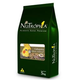 Ração Nutrópica Seleção Natural para Calopsita (5Kg)
