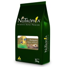 Ração Nutrópica Seleção Natural para Periquitos (5kg)