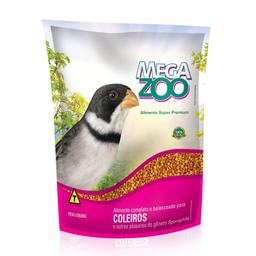 Ração Megazoo para Pássaros Coleiros (350g)