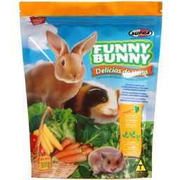 Funny Bunny Ração Delícias da Horta (500g)