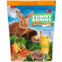 Funny Bunny Ração Delícias da Horta (1,8kg)