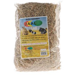 Alimento Jaal para Roedores Feno (500g)