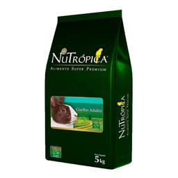 Nutrópica Coelho Adulto (5kg)