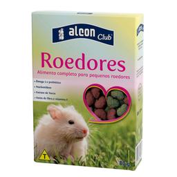 Ração Alcon Club Para Pequenos Roedores (80g)