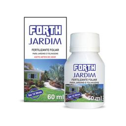 Fertilizante Líquido Concentrado Forth Para Jardim (60ml)