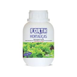 Fertilizante Líquido Concentrado Forth Para Hortaliças (500ml)