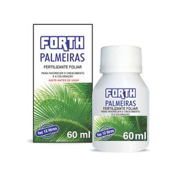 Fertilizante Líquido Concentrado Forth Para Palmeiras (60ml)