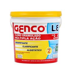 Cloro Genco L.E Mult 3x1 (10kg)