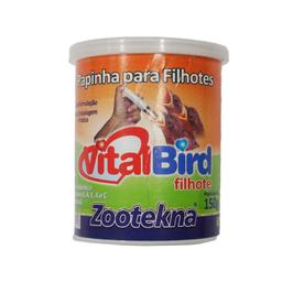 Ração Zootekna para Pássaros Filhote Papinha 150g