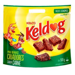 Petisco KelDog Cães Adultos Tekinhos - 500g