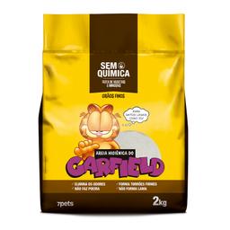 Areia Higiênica para Gatos Garfield Classica - 2kg