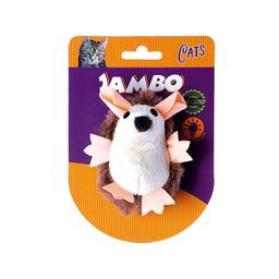 Brinquedo Jambo para Gatos Ouriço Brilhante