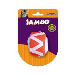Brinquedo Jambo para Gatos Yummy Shushi