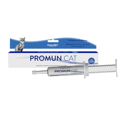 Suplemento Organnact Promun Cat para Gatos Pasta 30g