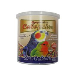 Ração Zootekna para Calopsita Extrusado 350g