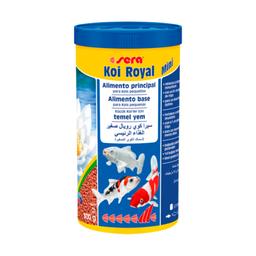 Ração Sera Koi Royal Mini para Peixes 300g