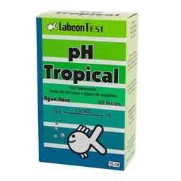Kit de Testes Labcon Peixes pH Tropical