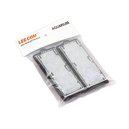 Refil Filtro Ext Leecom para Aquários Hang - On Cartucho Carvão