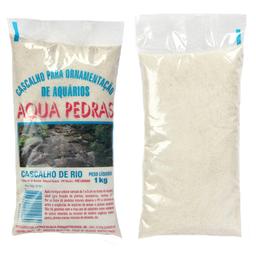 Substrato Para Aquários Aqua Pedras Cascalho de Rio N 00