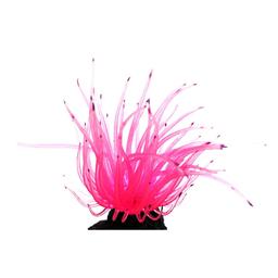 Decoração Soma para Aquario Anêmona Rosa