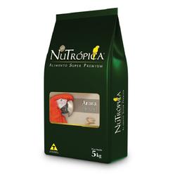 Ração Nutrópica Araras Natural - 5kg