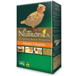 Ração Nutrópica Papinha para Calopsita - 300g