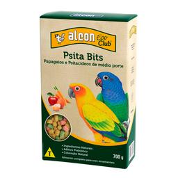 Ração Alcon Eco Club Pássaros Psitacídeos Bits - 700g