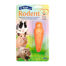 Suplemento Mineral Alcon Rodent Hamster - 30g