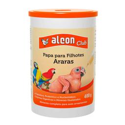 Ração Alcon Araras e Psitacídeos Filhotes Papa - 400g