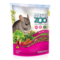 Ração Megazoo para Chinchilas - 500g