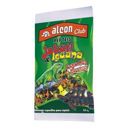 Ração Alcon Club Répteis para Jabuti e Iguana 60g