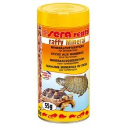 Suplemento Alimentar Sera Répteis Raffy Mineral - 55g