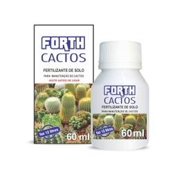 Fertilizante Líquido Concentrado Forth Para Cactos