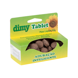 Fertilizante Dimy Tablet 50g