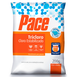 Pace Hth Tablete Tripla Ação 200g