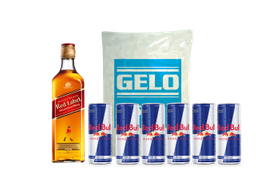 Whisky e Energético