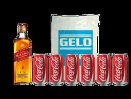 Whisky e Coca-Cola