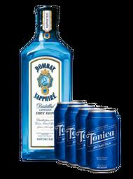 Combo Gin Tônica