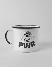 Caneca Cat Pwr