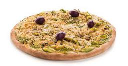 Pizza de Abobrinha